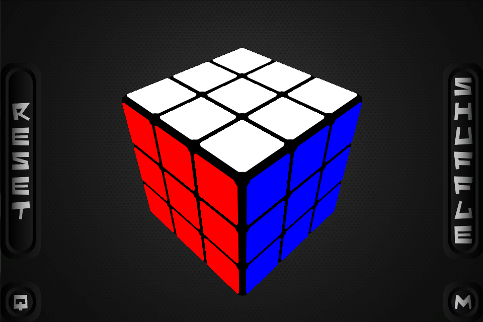 Screenshot Rubik's Plus